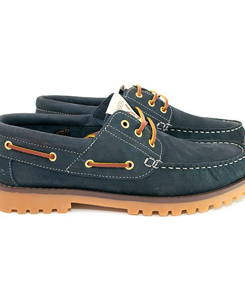 Blue Deck shoe His/her