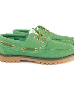 Green Deck shoe His/her