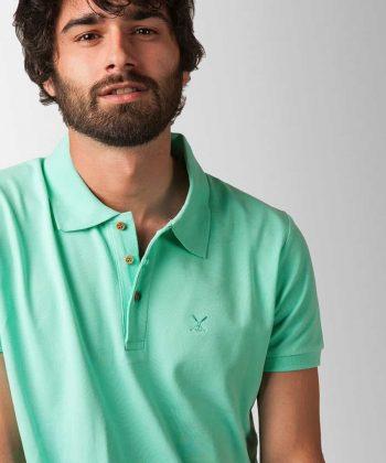 Green Polo shirt Islantilla