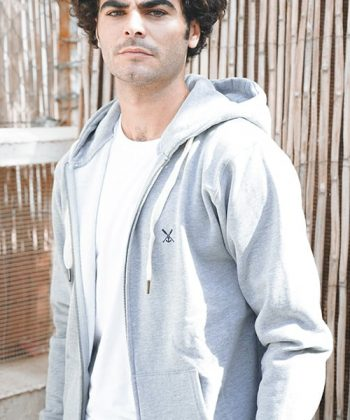 Gray Sweatshirt Altea